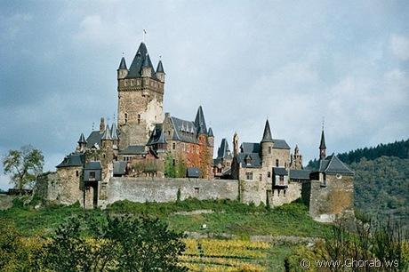 قلعة Cochem, ألمانيا