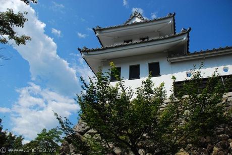 قلعة جيفو - Gifu Castle, اليابان