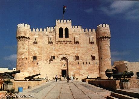 قلعة قايتباي - Qaitbay Castle, الإسكندرية, مصر