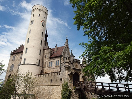 قلعة ليختنشتاين - Lichtenstein Castle, ألمانيا
