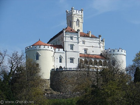 قلعة تراكوسكان - Trakoscan Castle, كرواتيا