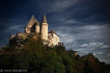 أجمل 42 قلعة حول العالم  Vianden_castle%5B7%5D