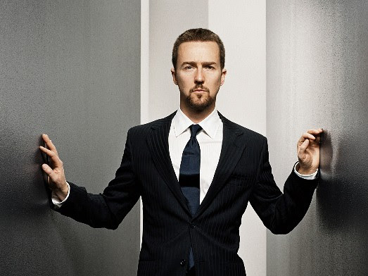 Yes, Please! {Edward Norton}