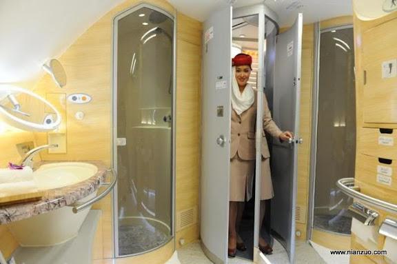 酋长的A380 好像中国人啊