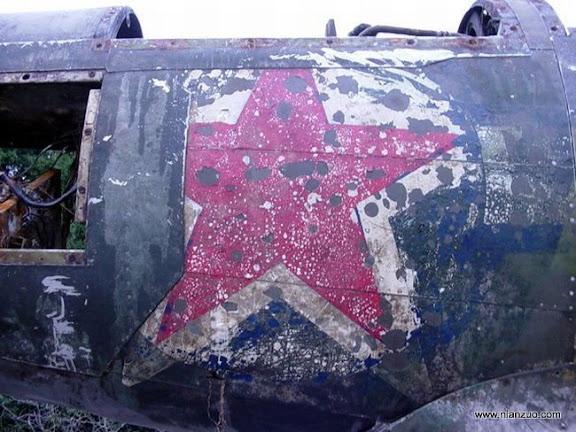 二战战斗机 红星依然清晰