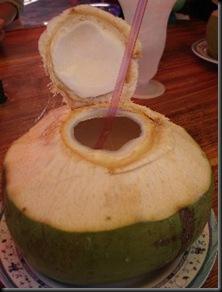 kelapa muda limau