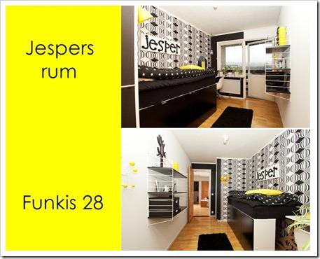 jespers rum