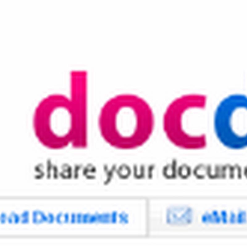 docdroid 線上文件格式轉換、分享、觀看