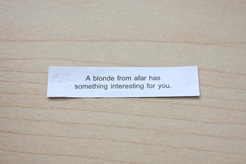 Fashionable Fortunes