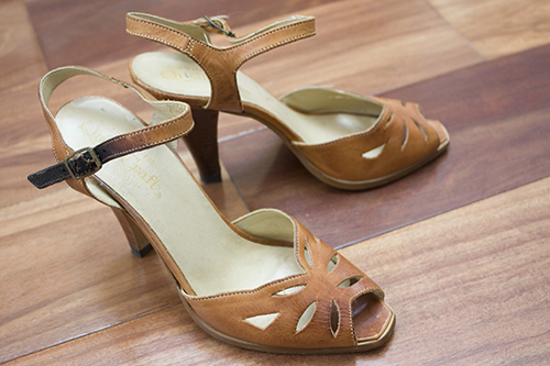 Petite Vintage Shoes – They Don't Make 'Em Like This Anymore