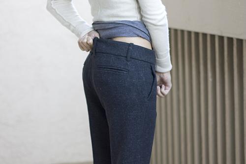 Ann Taylor Loft petite pants