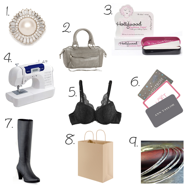 Petite Holiday Gift Guide
