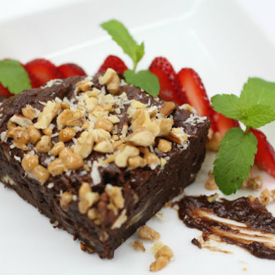 Chef Richard's Loaded Rehabbed Brownies