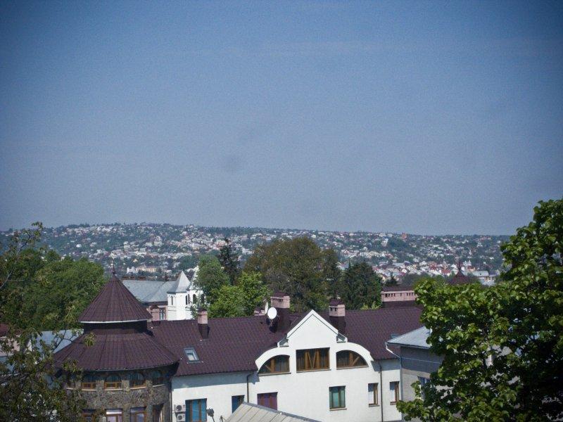 Панорама Чернівців