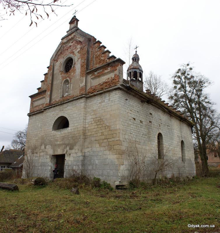 Костел у Раковці