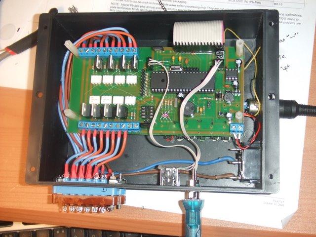 Изготовление акваконтроллера