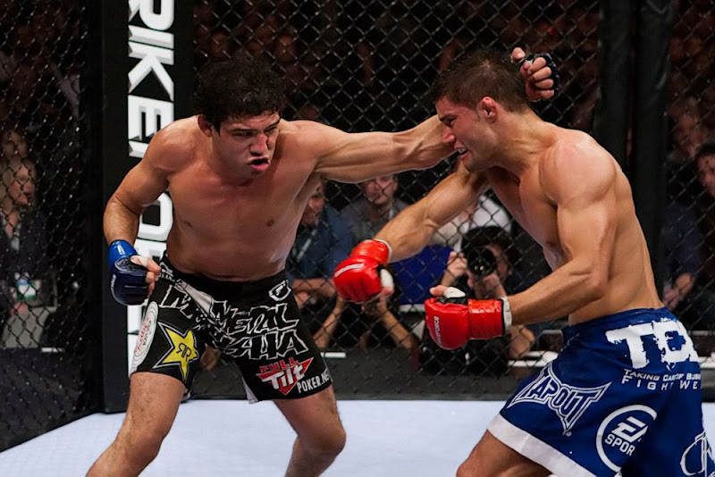 Strikeforce: Evolution - Gilbert Melendez vs. Josh Thomson