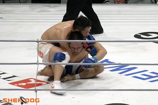 Caol Uno vs. Mitsuhiro Ishida