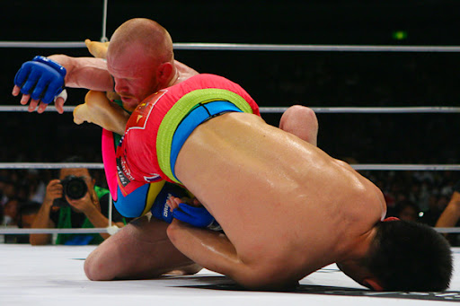 Joachim Hansen vs. Shinya Aoki