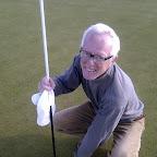 Oplevelsen de fleste golfspiller drømmer om - at samle bolden op af hullet efter kun et slag