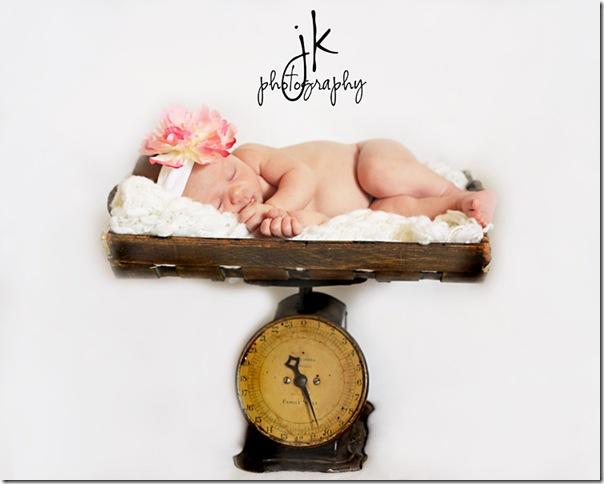 Baby scale dreamyWEBLOGO