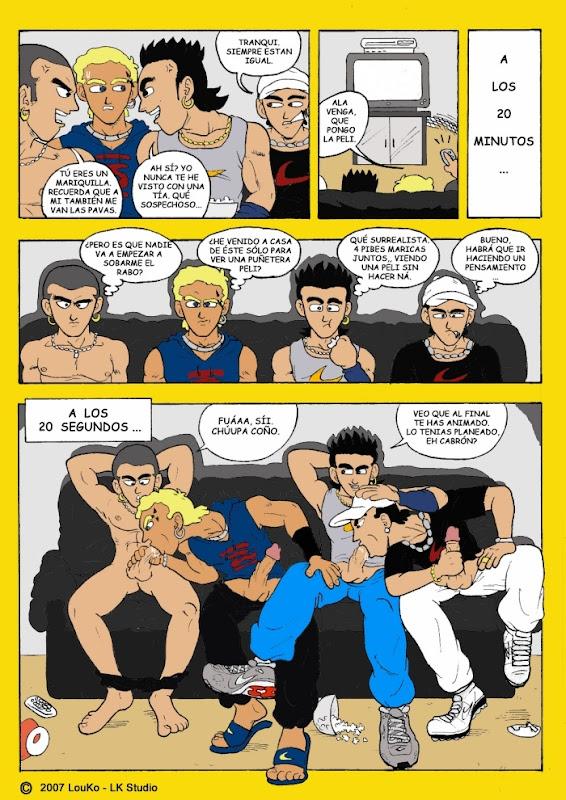 goku y vegeta desnudos:
