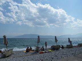 Playa de Arvanitia