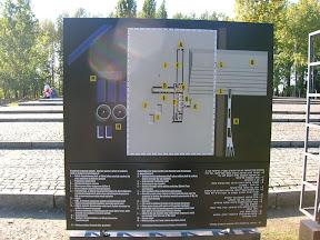 147 - Auschwitz II - Birkenau, plano del crematorio 2.JPG