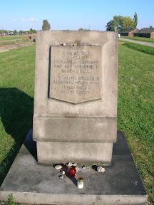 162 - Auschwitz II - Birkenau, monumento a las víctimas francesas.JPG