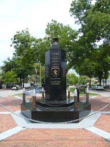 Monumento a los Héroes de Cuba