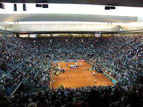 Vídeos del Masters 1.000 de tenis de Madrid