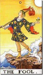 The Fool Card