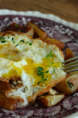 Bluefish Hash With Mustard And Lemon Thyme Recipes — Dishmaps