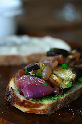 Potluck PartiesMeatless Monday Roasted Eggplant SandwichesBig