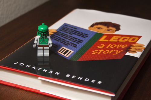 Lego A Love Story Book