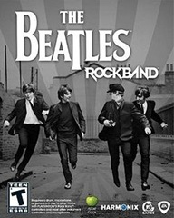 caja the beatles rock band