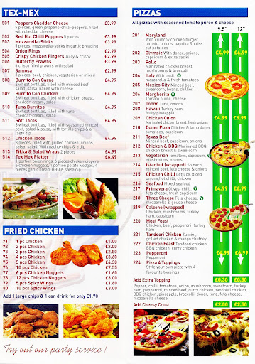 Asia discount card university of essex big man 39 s fish 39 n for Fish express menu