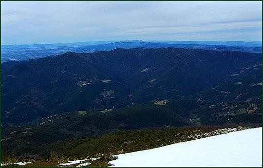 Ascenso a Les Agudes desde Fontmartina por el GR 5-2 5808