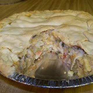 Crawfish Pie