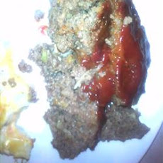 Kitchen Sink Meatloaf