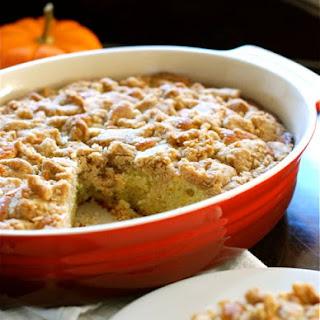 Orange Coffee Cake Recipes