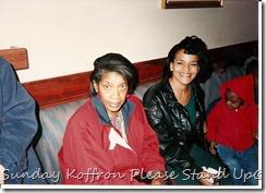 Momma & Jackie sadly they ar both gone now