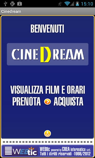 Webtic CineDream Cinema