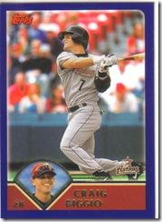 Card 28 Craig Biggio
