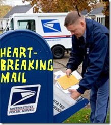 Heartbreaking Mail Logo