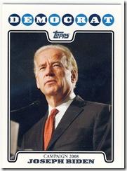 Joe Biden Topps
