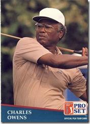 PGA 1 Charles Owens