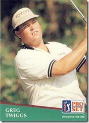 PGA 1 Greg Twiggs