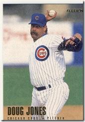 Mustaches Doug Jones Fleer 94