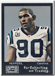 Mayo Defensive End Peppers